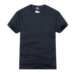 全素面短袖大尺碼棉T