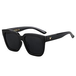 韓版粗框太陽眼鏡