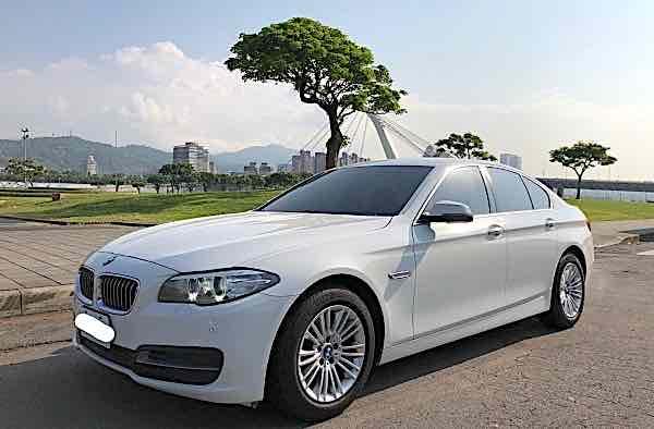 正2014 BMW 520d 小改款柴油總代理