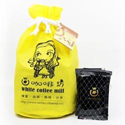 榛子仁白咖啡袋裝30入
