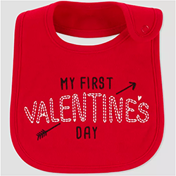 Just One You Baby My First Bib