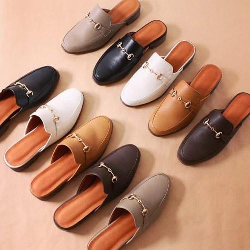 理查小王子穆勒鞋