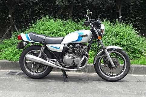 自售 Yamaha 1979 XJ 400 正牌