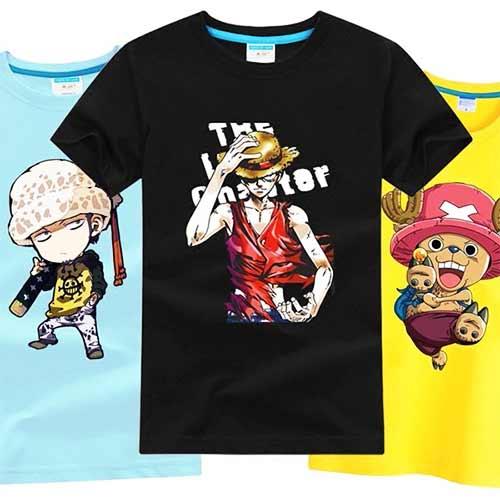 海賊王潮流短袖T恤