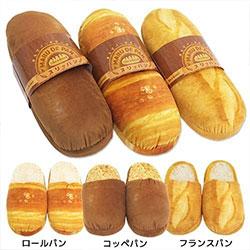 仿真麵包拖鞋