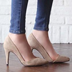 OL小資女高跟鞋