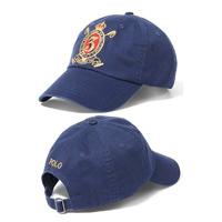 POLO Ralph Lauren徽章老帽