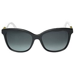 (任選) FENDI 太陽眼鏡 (黑色)