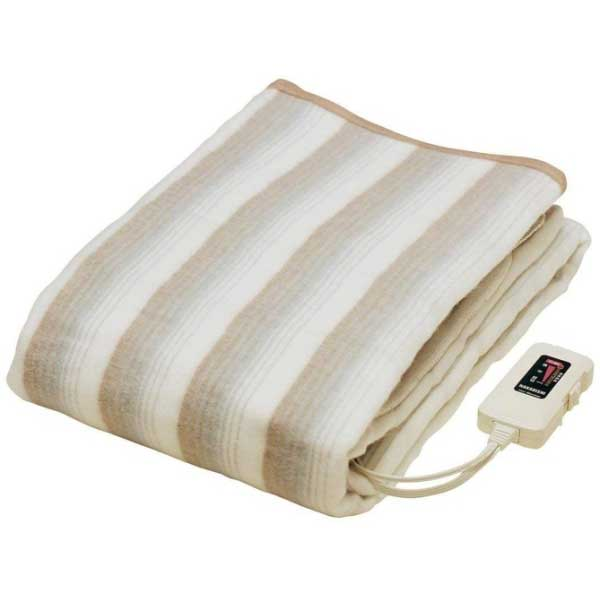 椙山紡織 電熱長蓋毯 日本製