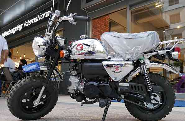 Honda MONKEY 50th special限量版
