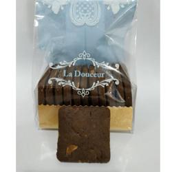 巧克力杏仁手工餅乾