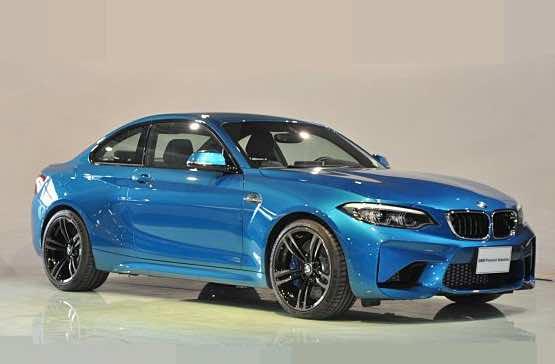 2017 BMW總代理 M2 藍色