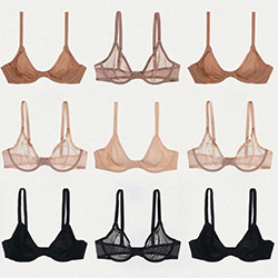 A collection of modern bras built for all women