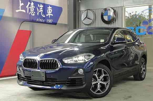 2018款 BMW F39 X2 sDrive18i