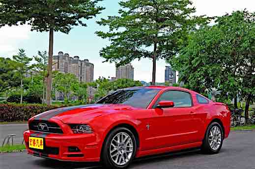 2013 Ford Mustang 野馬 純跑2萬