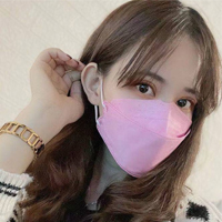 韓國立體口罩 (50片)