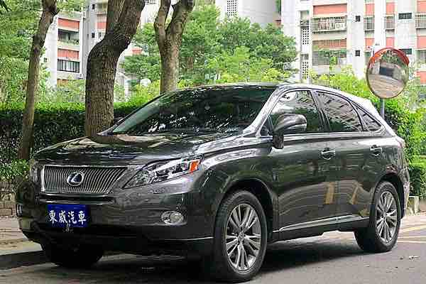 2011 RX450H 頂級版
