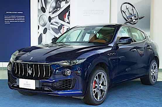 Maserati 2017 Levante S Sport