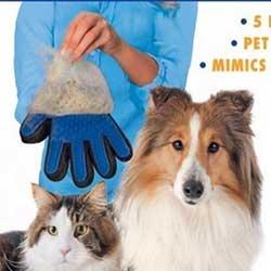 寵物毛刷手套
