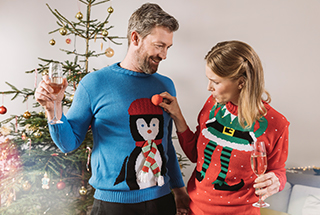 Best Christmas jumpers under £100