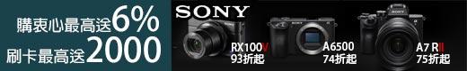Sony相機-現貨秒殺搶