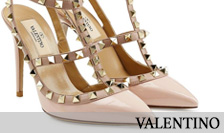 VALENTINO - ROCKSTUD鉚釘鞋