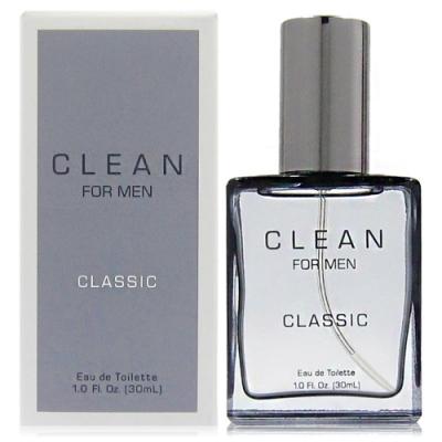 CLEAN For Men Classic 同名經典男性淡香水30ml