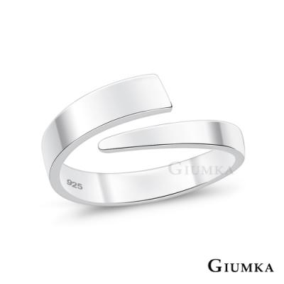 GIUMKA情侶戒指925純銀戒尾戒男女情人對戒 單個價格