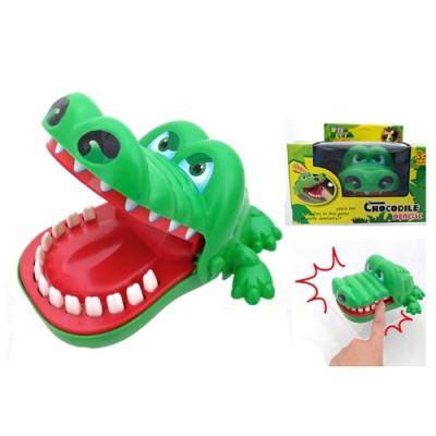 凡太奇 益智桌遊 - 整人玩具咬手鱷魚/鱷魚咬咬 - 速
