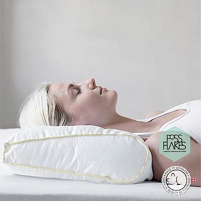 丹麥FOSSFLAKES防塵蟎多功能脊椎按摩枕