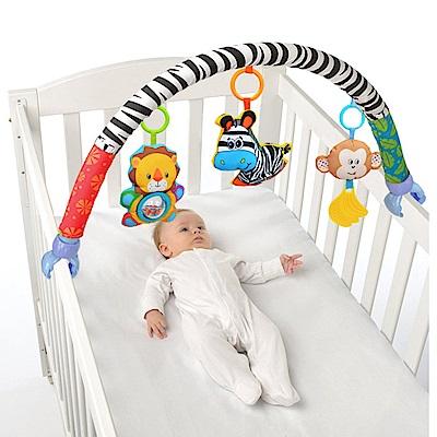JoyNa 可愛動物玩偶吊飾多功能床夾