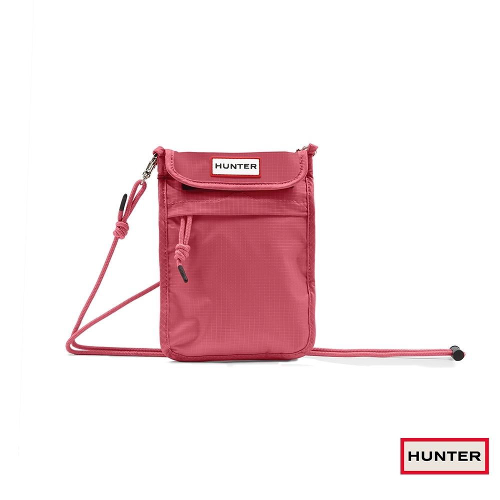 HUNTER - ORIGINAL可收納手機包 -杏桃粉
