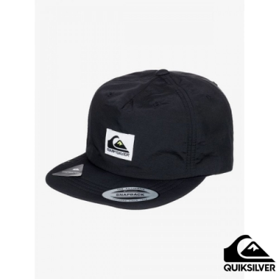 【QUIKSILVER】FLACKSON 棒球帽 黑色