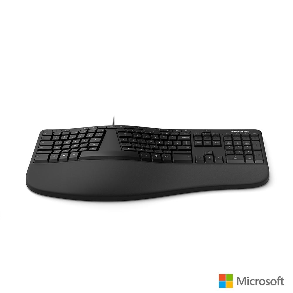 微軟人體工學鍵盤