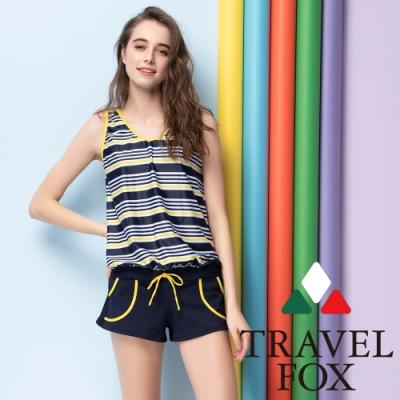 TRAVEL FOX 大女連身褲三件式