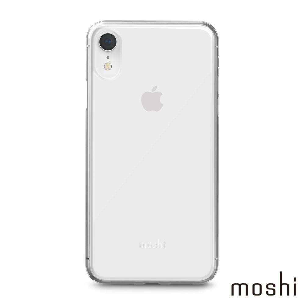 Moshi SuperSkin for iPhone XR 勁薄裸感保護背殼