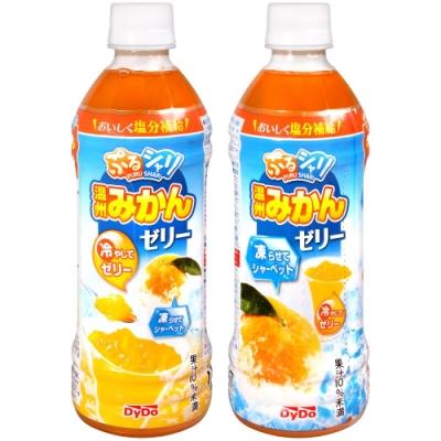 DYDO 蜜柑果凍飲料(490g)