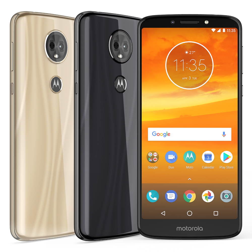 MOTO e5 plus (3G/32G) 6吋八核智慧手機 product image 1