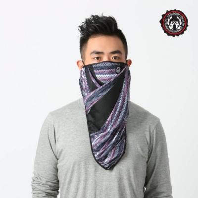 【DREGEN】BL系列-三角巾面罩-森林晚霞