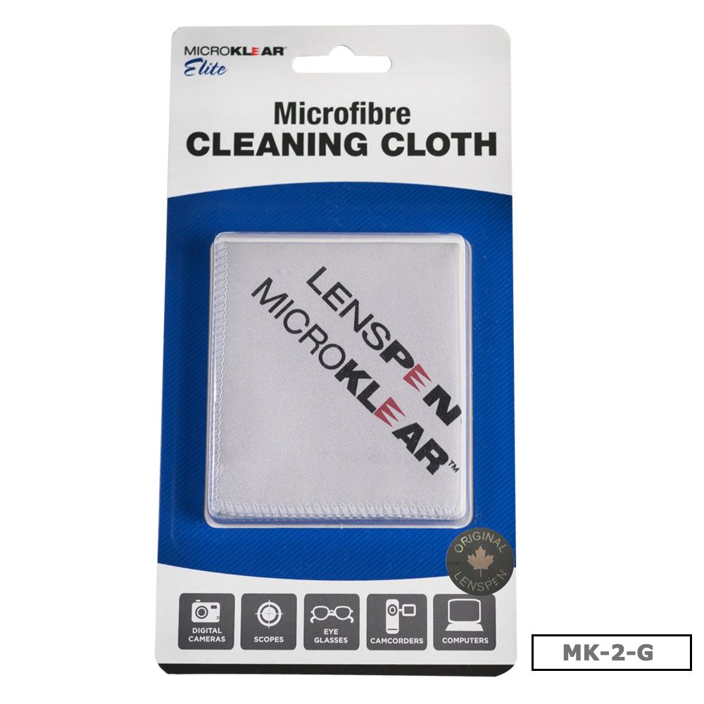 Lenspen MK-2-G超細纖維拭鏡布(艾克鍶公司貨)