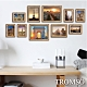 TROMSO 巴黎夏宮相框牆10框組 product thumbnail 1