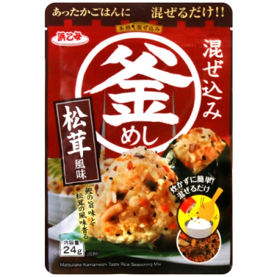 浜乙女 兵乙女松茸風味拌飯料(24g)