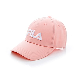 FILA 經典款六片帽-粉 HTT-1000-PK