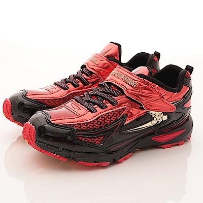 日本月星頂級競速童鞋 2E超加速反光款 SE862紅(中大童段)