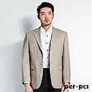 per-pcs 優雅紳士格紋西裝外套(707317)