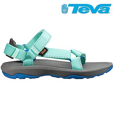 TEVA Hurricane XLT2 大童 休閒涼鞋 湖水綠