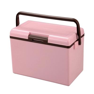 日本鹿牌冰桶22L粉紅色 UE-73
