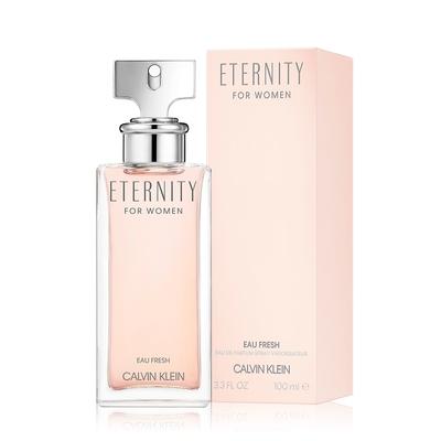 Calvin Klein ETERNITY FOR WOMEN 永恆瞬間女性淡香精100ml EDP-香水公司貨