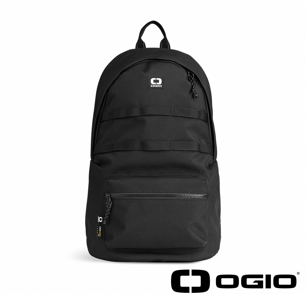 OGIO ALPHA CONVOY 120 15 吋電腦後背包-黑色