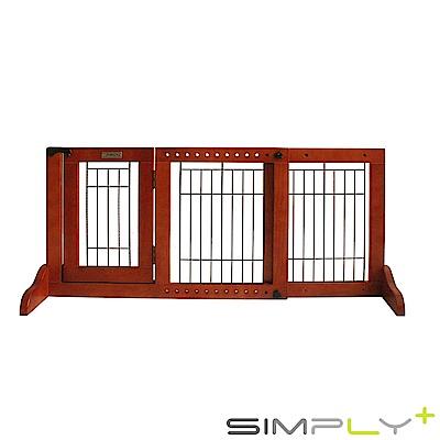 SIMPLY PLUS 木製活動式圍欄 S號